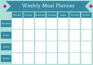 Planner Online How To Meal Plan Plus Free Printable Mum S Lounge