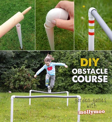 how to make a backyard obstacle course diy garden obstacle course gardens backyard