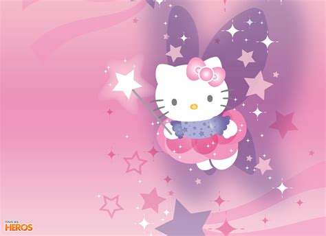 Fonds D 233 Cran Hello Kitty 224 T 233 L 233 Charger Gratuitement