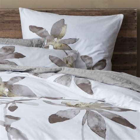 West Elm Comforter Covers by Organic Orchid Duvet Cover West Elm