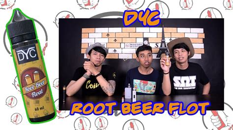 Dyc Rootbeer Float Dyc Root Float E Liquid Doyan Vape