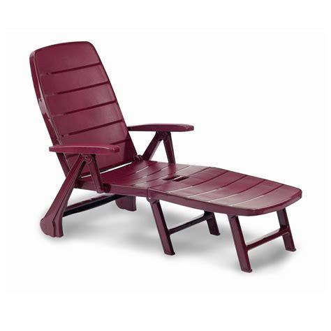 la chaise longue bordeaux chaise longue de jardin charleston mat 233 riau synth 233 tique