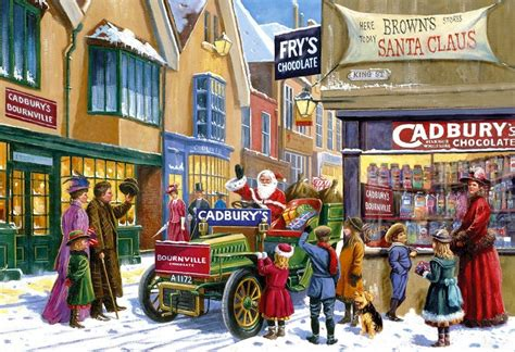 Home Decoration Online Stores classic vintage style christmas celebration paintings for