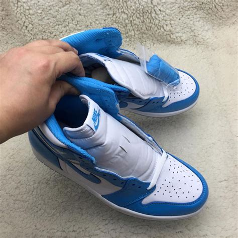 Nike Air 1 Retro High Og Unc look at the air 1 retro high og quot unc
