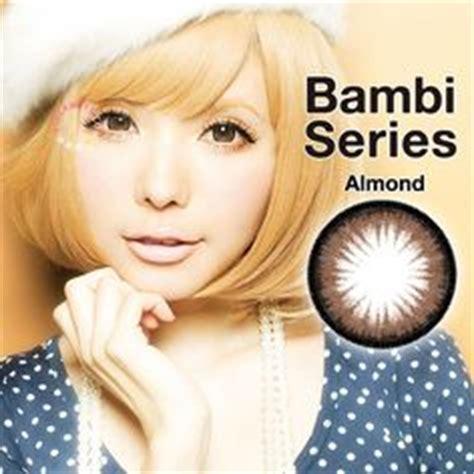 geo bambi princess mimi almond brown | contact lens