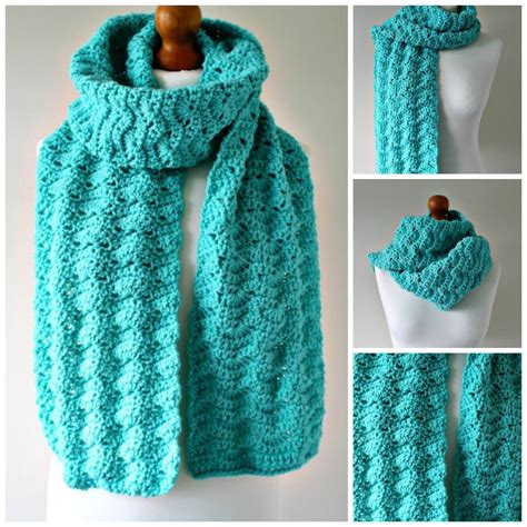 crochet scarf pattern thick yarn crochet scarf patterns thick yarn dancox for