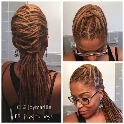 easy hairstyles yt 205 best my loc styles and experiments images on pinterest