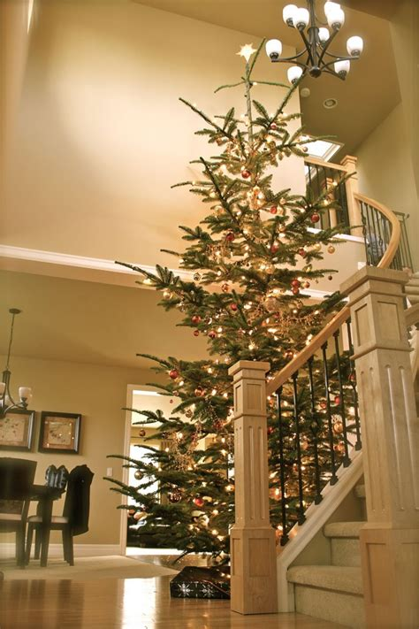 easy ways to decorate a 4 ft tree 20 beautiful staircase decorating ideas