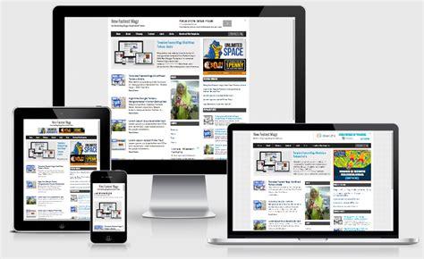 cara membuat blog khusus video cara membuat menu navigasi blog khusus buat tilan di hp