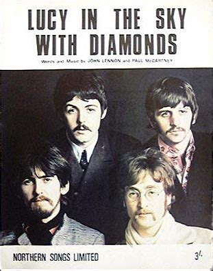 the beatles lucy in the sky with diamonds quot lucy in the sky with diamonds quot by the beatles the in