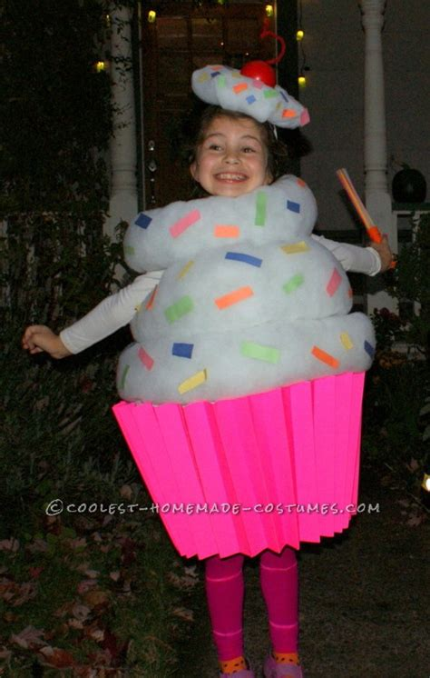 Best Handmade Costumes - best cupcake costume for a