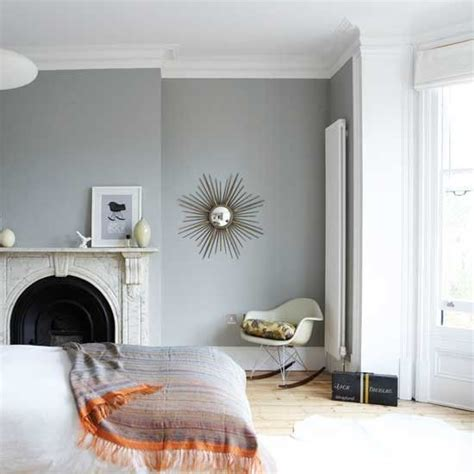 this wall color walls are painted farrow and l room gray more sophisticated
