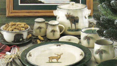 Home And Garden Stoneware Collection by Northwoods