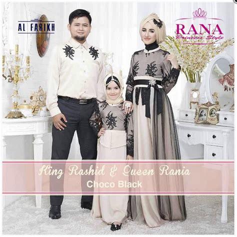 Baju Muslim Pasangan Modern 20 model baju muslim pasangan keluarga modern terbaru 2018 keren