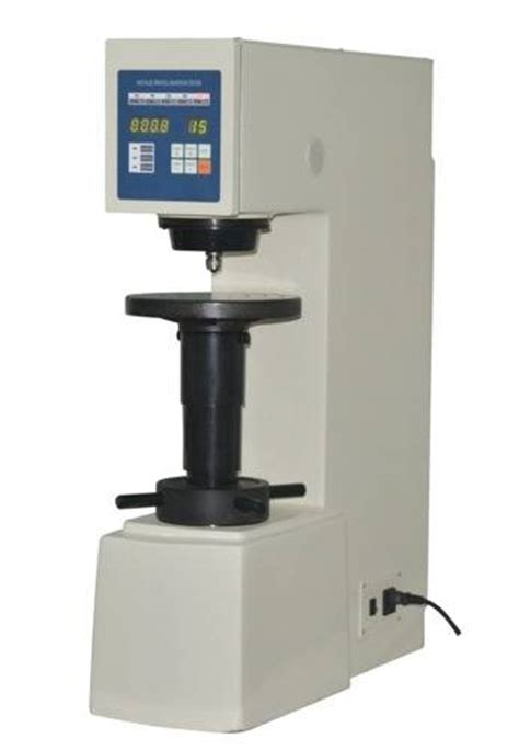 Brinell Hardness Tester Thb 62 5 by Microstar Brinell Hardness Tester Shb 3000d United