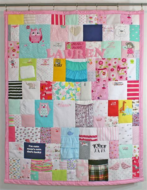 Quilts Made With Baby Clothes by Baby Clothes Quilt Pictures T Shirt Quilt Pictures