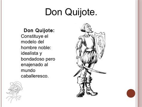 quien era don quijote el ingenioso hidalgo de don quijote de la mancha
