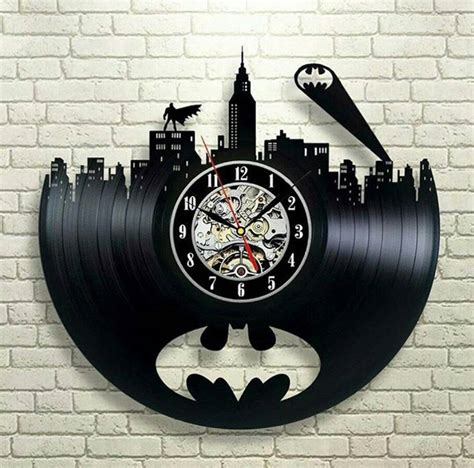 Awesome Clocks by Some Awesome Fandom Wall Clocks Epic Geekdom