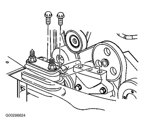 1998 buick park avenue timing chain replacement diagram 1998 chevrolet prizm serpentine belt routing and timing belt diagrams