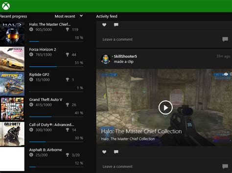 windows 10 xbox app tutorial windows 10 xbox app updated with game dvr support