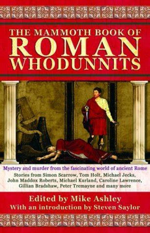 libro the mammoth book of read the mammoth book of roman whodunnits 2003 online free readonlinenovel com free reading