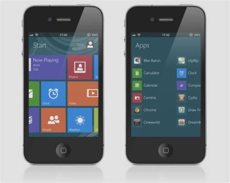iphone 6 dreamboard themes metroon theme for dreamboard brings windows 8 s metro ui