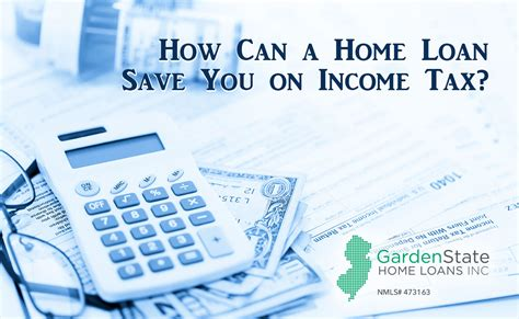housing loan income tax save on income tax with home loan garden state home loans