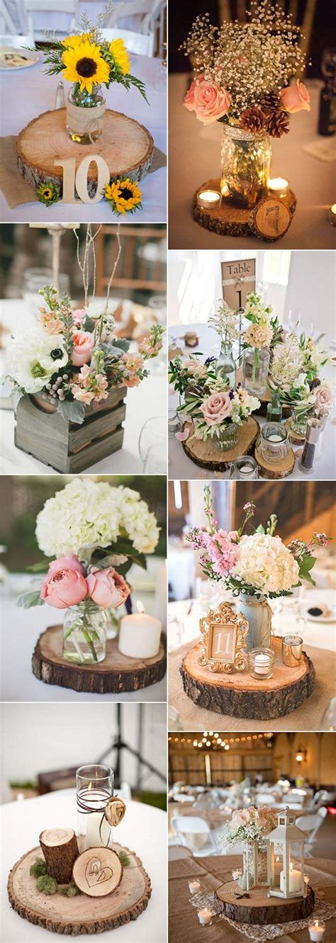 25 best ideas about wood themed wedding on country wedding decorations table