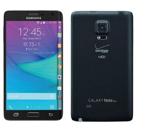 samsung galaxy note edge n915v 32gb unlocked smartphone cell phone at t t mobile 887276072265 ebay