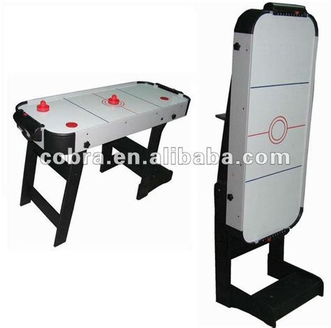 Folding Air Hockey Table Particular Foldaway Folding Leg Air Hockey Table Kbl B932 Buy Foldable Air Hockey Table