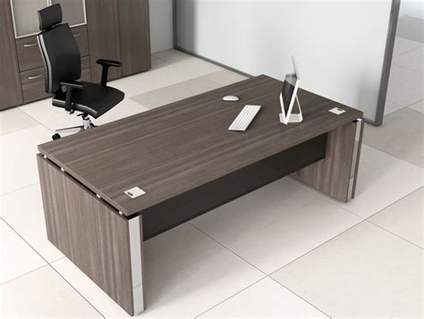 modesty panel for desk buronomic executive desk with mesh modesty panel