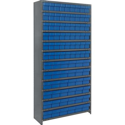 enclosed shelving unit quantum storage enclosed metal shelving unit with 90