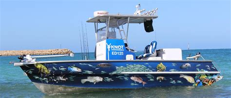pictures of fishing boat wraps boat wrap part 3 completion it s all about the fish