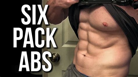 top 3 ab exercises easy six pack workout