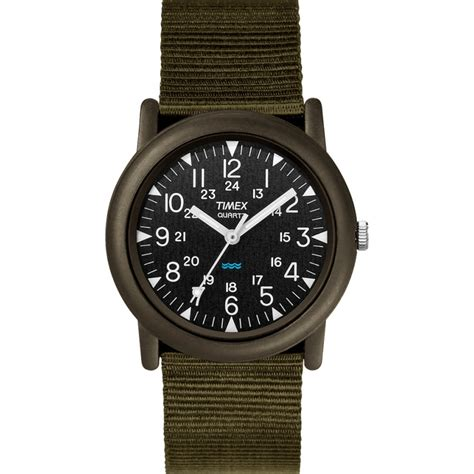 expedition e6397 black green t41711 timex mens black green cer expedition