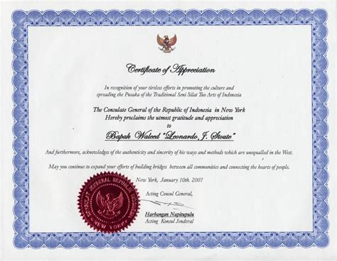 certificate of template certificate of appreciation certificate templates