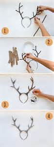 How To Make Deer Antlers Out Of Paper - hocus pocus my animals costume