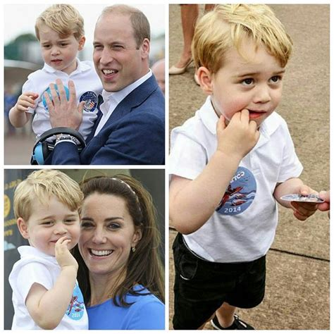 Cuuuuute And by So Cuuuuute Prince George William And Kate