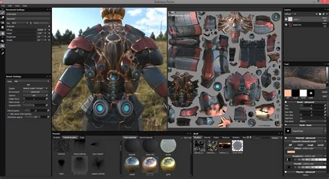 best texture painting software substance painter in one click virus free