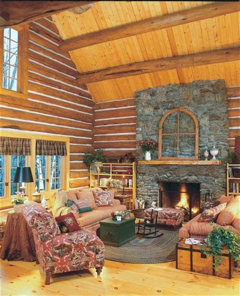 Log Home Decor Ideas by Cabin Decor Howstuffworks