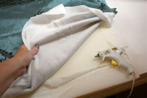 how to sew a window seat cushion how to make no sew window seat cushions craft room update