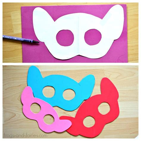 trolls template diy trolls inspired masks and hair headbands frogs and