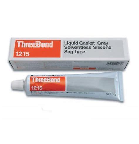 Three Bond Tb 1212 Rtv White Silicone Liquit Gasket ficeda accessories tb1215 250 threebond 1215 gearbox sealant grey