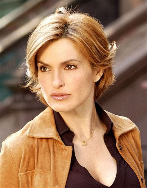 mariska hargitay short hairstyles front and back views mariska hargitay 7jpg short hairstyle 2013