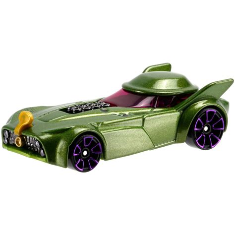 Hotwheels Dc Comics wheels dc comics batman rogues gallery 1 64 scale diecset vehicle 5 pack at hobby warehouse
