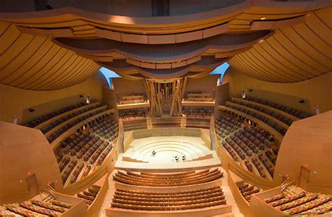 Frank Lloyd Wright Foundation by Gehry Frank Walt Disney Concert Hall Los Angeles Usa