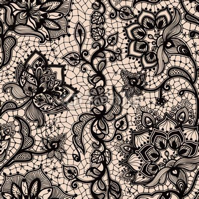 Dress Cantik Lace Abstrack Merry abstract seamless lace pattern with flowers and