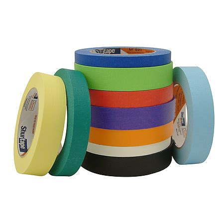 colored masking shurtape cp 631 colored masking aka cp 632 findtape