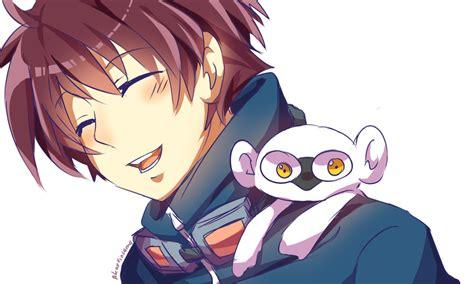 karakter anime dengan kekuatan mata semaunya aja