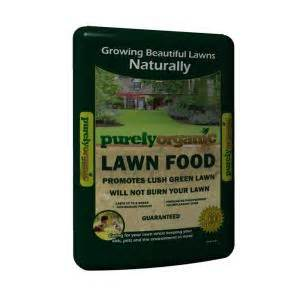fertilizer at home depot purely organic products 25 lb lawn food fertilizer